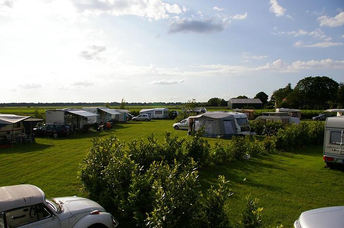 Mini camping 't Vosseveld